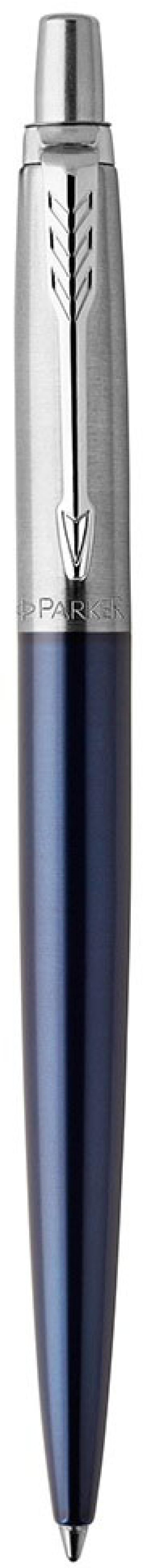 Шариковая ручка Parker Jotter Essential, Royal Blue CT 1953186 синий M шариковая ручка parker jotter цвет красный 1005109