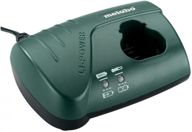 Зарядное устройство Metabo 627064000 зарядное устройство metabo ac 30 plus