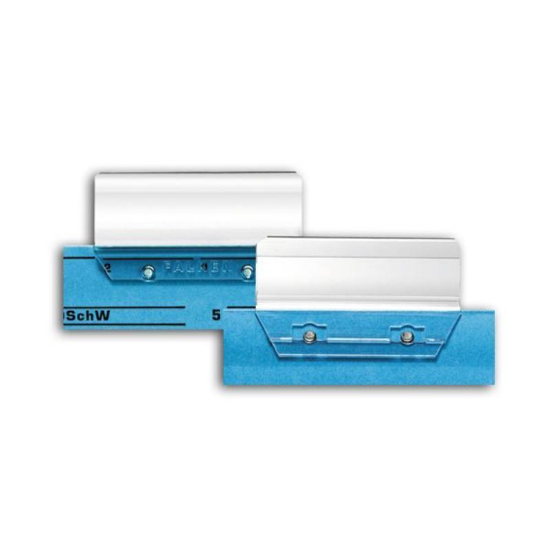 Вкладыш сменный для ярлыка в подвесных папках, разм. ХХХ, бумажный 100 штук в упаковке 10844751