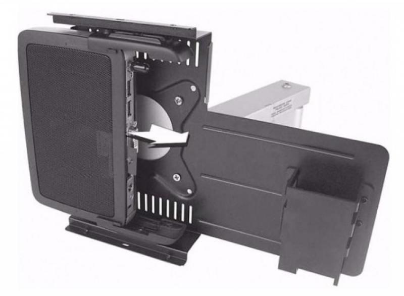 Крепление Dell Wyse для моделей серий P class двойное 920359-02L цена и фото