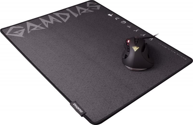 Коврик для мыши GAMDIAS Speed L наушники гарнитура gamdias hephaestus v2 surround sound black