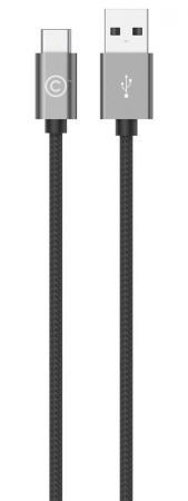 Кабель LAB.C USB-C на USB 1.2м серый LABC-560-GY 50pcs micro usb 3 0 male to usb c usb 3 1 type c female extension data cable for macbook tablet 10cm by fedex