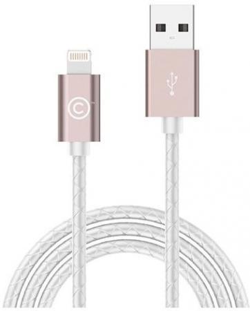 Кабель LAB.C USB-Lightning 1.8м розовый LABC-511-RG кабель lab c usb lightning 1 2м серый labc 505 gy n