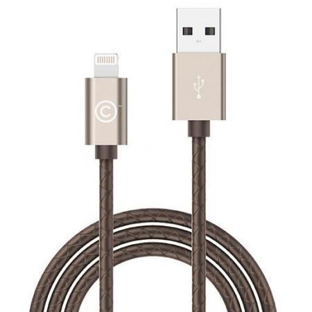 Кабель LAB.C USB-Lightning 1.8м золотой LABC-511-GD rombica digital ig 02 usb apple lightning mfi white кабель 0 35 м