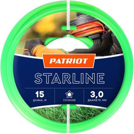 Леска Patriot Starline d3мм L15м 805201066 tc helicon ditto mic looper