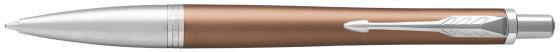 Ручка шариковая Parker Urban Premium K311 Orange CT M чернила синие 1931627 parker urban premium metallic pink s0949260