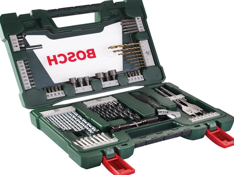 Набор оснастки для шуруповертов Bosch 2607017191