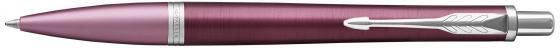 Ручка шариковая Parker Urban Premium K310 Dark Purple CT M чернила синие 1931569 ручка parker urban premium dark blue ct 1931565