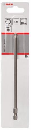 Бита Bosch TORX T27 XH 152мм 2607001672 бита aist 240103z