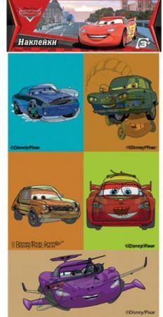 Наклейки 3D ACTION! CARS 12*20,5см наклейки gekkonidae 3d apotropaic