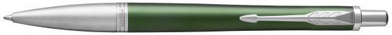 Ручка шариковая Parker Urban Premium K311 Green CT M чернила синие 1931619 parker ручка перьевая urban night sky blue ct синяя