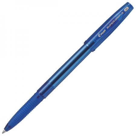 Шариковая ручка Pilot Supergrip G, неавтом., синяя, 1,0 мм ручка шариковая pilot 0 7 мм синяя