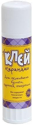 Клей-карандаш Глобус ШКОЛЬНИК, 35 г