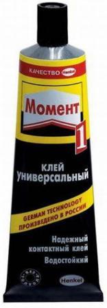 Клей HENKEL МОМЕНТ-1, универсал, 30 мл