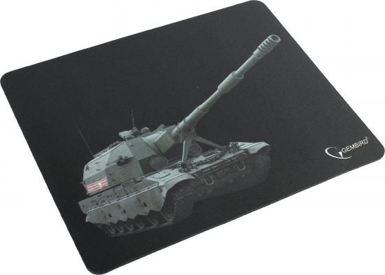 Коврик для мыши Gembird MP-GAME3, рисунок- танк-3, размеры 250*200*3мм, ткань+резина коврик для мыши gembird mp game23 рисунок survarium размеры 250 200 3мм ткань резина оверлок