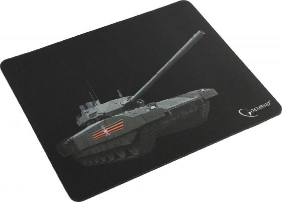 Коврик для мыши Gembird MP-GAME1, рисунок- танк-2, размеры 250*200*3мм, ткань+резина коврик для мыши gembird mp game23 рисунок survarium размеры 250 200 3мм ткань резина оверлок