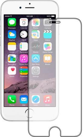 Пленка защитная Deppa Защитное стекло Ultra для Apple iPhone 6/6S, 0.2 мм, прозрачное, Deppa deppa защитное стекло для apple iphone 6 plus прозрачное и рамка для легкой установки 0 2 мм