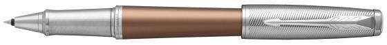 Ручка-роллер Parker Urban Premium T311 Orange CT F чернила черные 1931626