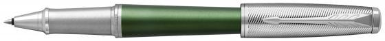 Ручка-роллер Parker Urban Premium T311 Green CT F чернила черные 1931618