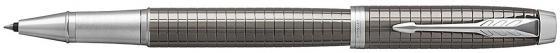 Ручка-роллер Parker IM Premium T322 Dark Espresso CT черный F 1931682 ]the adventures of tintin tintin and the picar