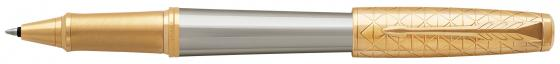 Ручка-роллер Parker Urban Premium T313 Aureate Powder GT F чернила черные 1931574 ручка роллер parker im premium t323 1931686 grey gt f черные чернила