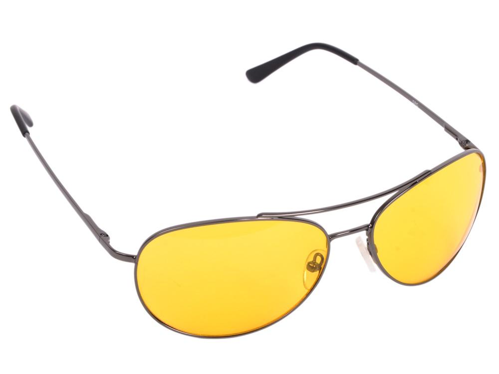Очки SP Glasses AD009 водительские (непогода comfort, темно-серый) в футляре с салфеткой очки водительские