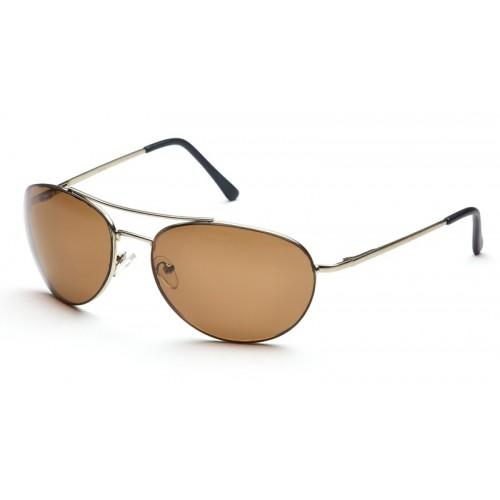 Очки SP Glasses AS003 водительские (непогода comfort, серебро) в футляре с салфеткой очки водительские