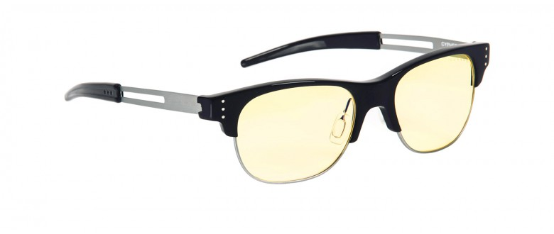 Очки компьютерные Gunnar Cypher Onyx (CYP-00101) gunnar vinyl onyx gradient gray солнцезащитные очки