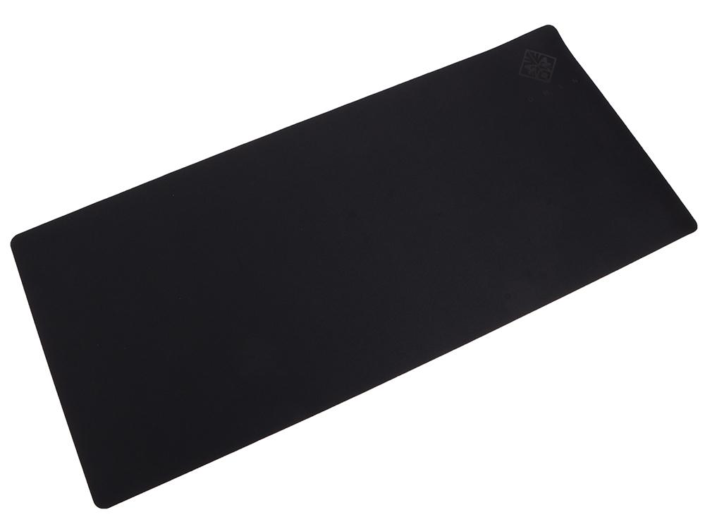 Коврик для мыши HP OMEN 300 черный 1MY15AA#ABB hewlett packard hp omen игровой коврик для мыши