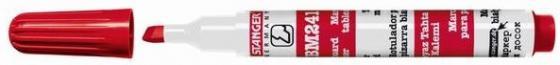 Маркер для доски Centropen 8569/1К 4.6 мм красный 8569/1К маркер флуоресцентный centropen 8722 1о оранжевый 8722 1о