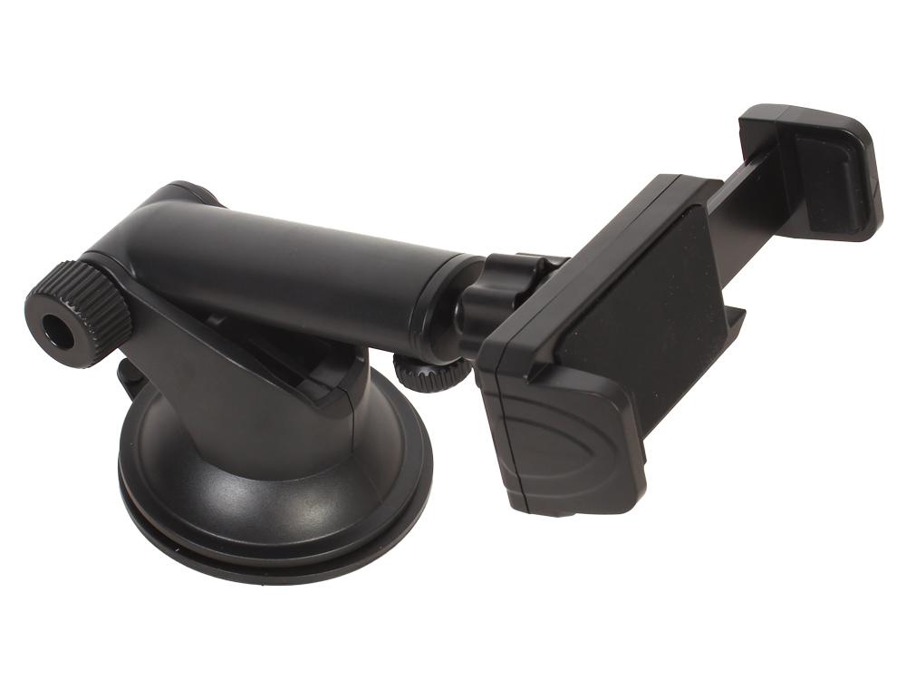 Универсальный Автомобильный Держатель Ginzzu GH-587B, держатель для смартфонов универсальный автомобильный держатель ginzzu gh 587b держатель для смартфонов