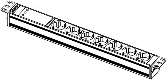 Блок розеток ЦМО R-10-7S-FI-440-Z 7 розеток furutech fi 48 r