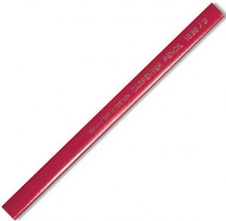 Карандаш чернографитный Koh-i-Noor CARPENTER, столярный, прямоугольный корпус|1 1536/3 интенсивно увлажняющий бальзам карандаш для губ holika holika good cera super ceramide lip oil stick