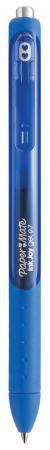 Гелевая ручка автоматическая Paper Mate Inkjoy Gel синий 0.7 мм 1957054
