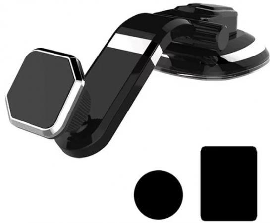 Автомобильный держатель Wiiix HT-30TLmg черный автомобильный держатель kromax stocker 04