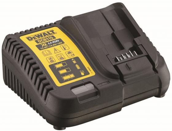 Зарядное устройство DeWalt DCB115-QW для DeWalt DCD700C2 LAKA DCD710C2 LAKA DCD734С2 LAKA DCD771C2 L строительный пылесос dewalt dwv 902 l