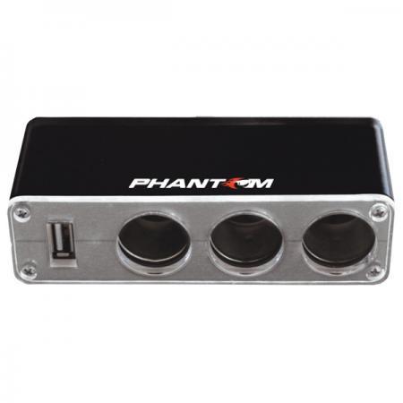 Разветвитель прикуривателя Phantom PH2151 880501 wsx 002 propeller blade for dji phantom