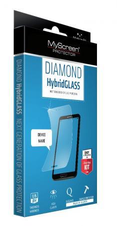 Защитное стекло Lamel DIAMOND HybridGLASS EA Kit для Huawei Honor V8 туши lamel lamel professional тушь для ресниц ideal lash