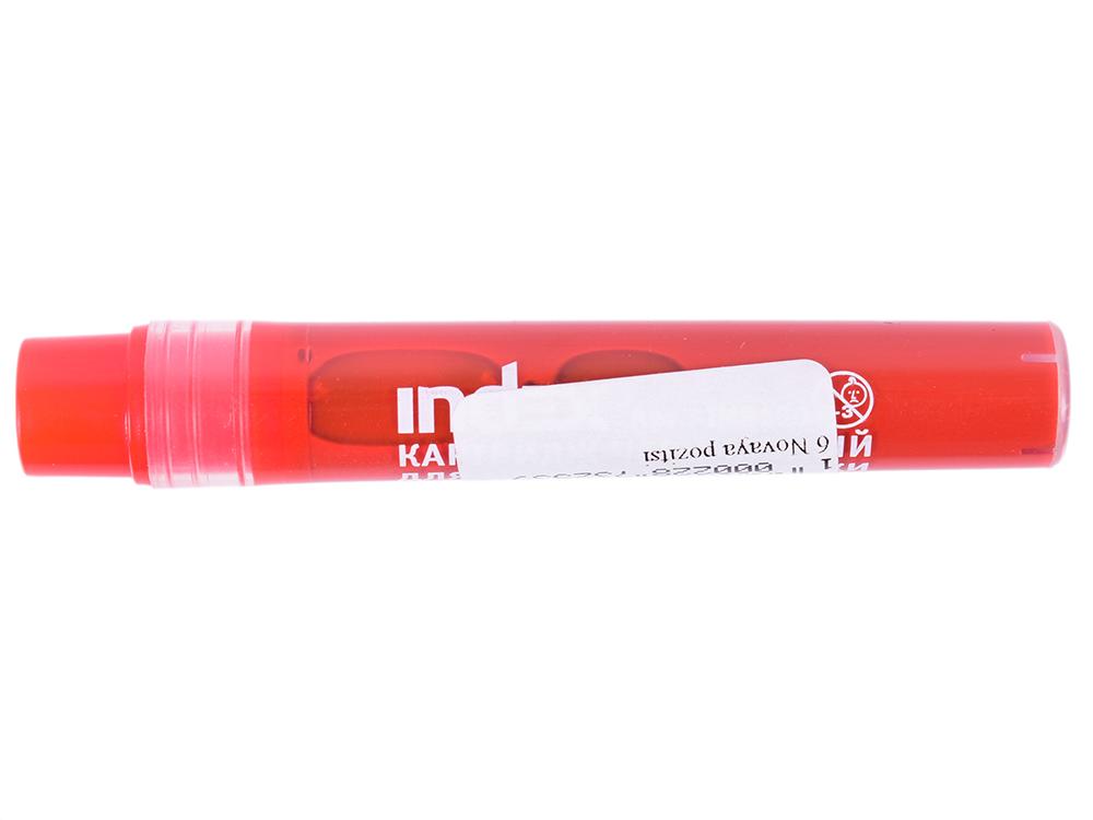 Картинка для Стержень для маркера для доски INDEX IMWR100/RD, IMWR101/RD, красный
