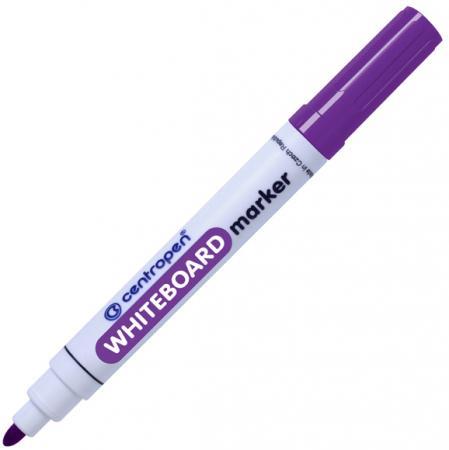 Маркер для доски Centropen круглый наконенчик, фиолетовый 8559/1Ф сушилка настольная esprado platinos двухъярусная 0024222e212