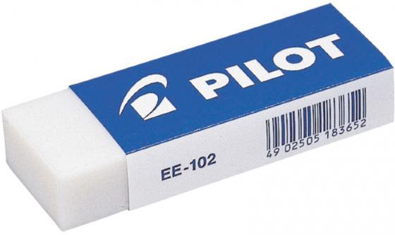Ластик Pilot EE-102, виниловый, разм. 60х20х12 мм, белый, 20 шт/уп., цена за 1 шт. саше от моли boyscout help 80305 с ароматом жасмина 4 шт уп