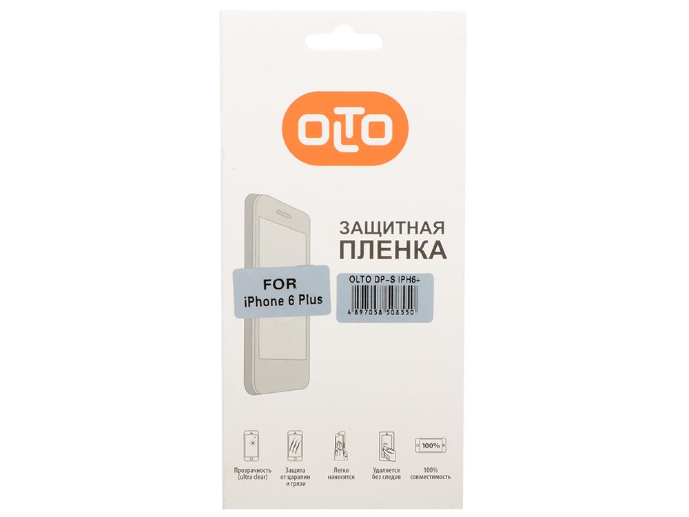 Защитная пленка OLTO для Apple IPhone 6 Plus (матовая) DP-M IPH6P цена