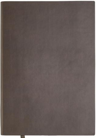 Ежедневник недатированный Index Spectrum ф. а5, кожзам, лин, ляссе, 256с, темно-коричневый IDN121/A5 ежедневник а5 288стр недатированный maestro de tiempo tarragona кожзам черный