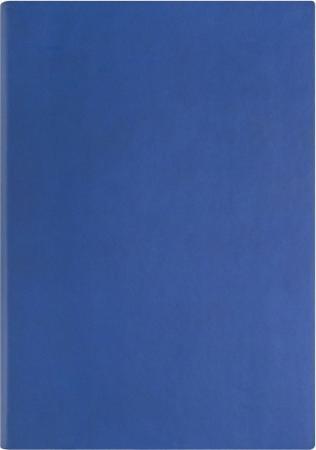 Ежедневник недатированный Index Spectrum ф. а5, кожзам, лин, ляссе, 256с, тёмно-синий IDN121/A5/BU ежедневник а5 288стр недатированный maestro de tiempo tarragona кожзам черный
