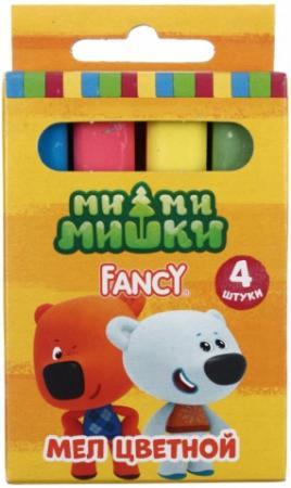 Мелки школьные Action! FANCY 4 штуки 4 цвета от 3 лет