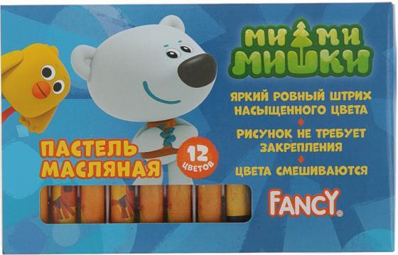 Масляные карандаши Action! Fancy 12 штук 12 цветов от 3 лет FOP100-12 масляные карандаши action fancy 12 штук 12 цветов от 3 лет fop200 12