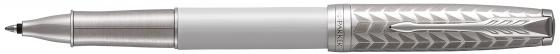 Ручка роллер Parker Sonnet T540 (1931549) Metal&Pearl PGT CT F черные чернила подар.кор. ручка роллер parker im metal t220 s0856410 gun metal ct f черные чернила подар кор
