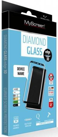 Пленка защитная lamel 3D закаленное защитное стекло MyScreen 3D DIAMOND Glass EA Kit Black iPhone 8 карабин black diamond black diamond rocklock twistlock