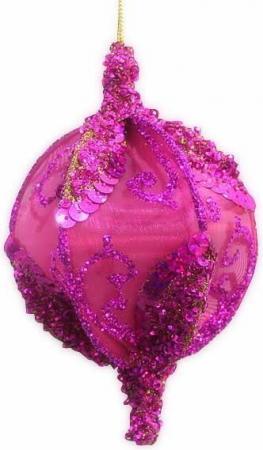 Елочные украшения Winter Wings шар розовый с блестками 13 см 1 шт розовый полимерный материал елочные украшения winter wings шар лайм ретро 13 см 1 шт зеленый полимер n069834 13 зел