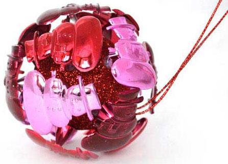 Украшение елочное ШАР СНГЕОВИКИ, 1 шт., 8 см, 4 цв. в прозрачной коробке, пластик. украшение елочное луковица лазурь стеклянная 1 шт в прозрачной коробке 8 см 1 цв